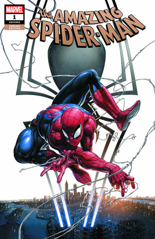 AMAZING SPIDER-MAN #1 CLAYTON CRAIN EXCLUSIVE