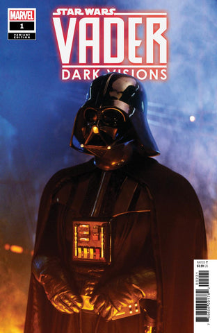 VADER DARK VISIONS #1 (OF 5) MOVIE VAR