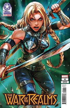 WAR OF REALMS #4 (OF 6) RETAILER SUMMIT