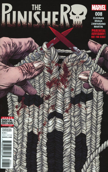 PUNISHER #8 VOL 10 COVER A 1st PRINT