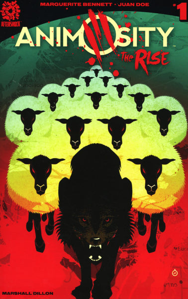 ANIMOSITY THE RISE #1 ONE SHOT