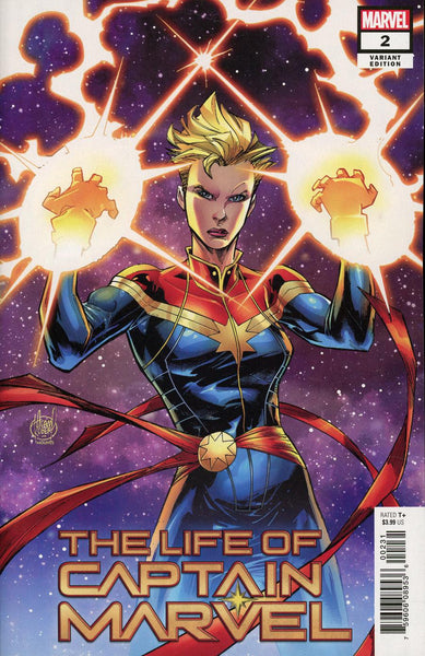 LIFE OF CAPTAIN MARVEL #2 (OF 5) KUBERT VAR