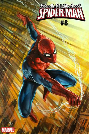 FRIENDLY NEIGHBORHOOD SPIDER-MAN #8 GRANOV SPIDER-MAN SUIT