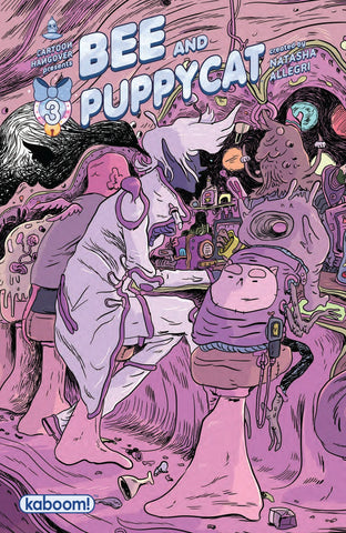 Bee And Puppycat #3 Cover B