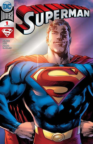 SUPERMAN #1 FOIL EXCLUSIVE VAR ED