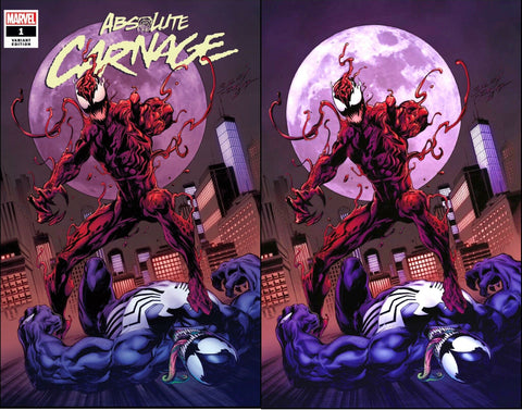 ABSOLUTE CARNAGE #1 (OF 5) MARK BAGLEY 2 PACK EXCLUSIVE