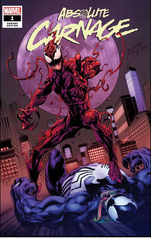 ABSOLUTE CARNAGE #1 (OF 5) MARK BAGLEY EXCLUSIVE