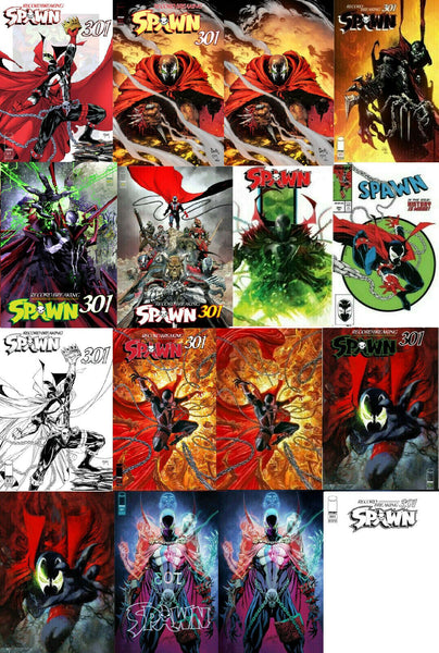 SPAWN #301 SIXTEEN PACK