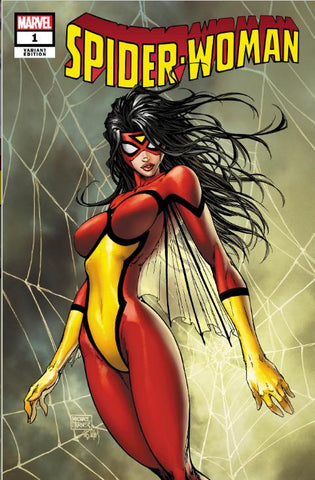SPIDER-WOMAN #1 MICHAEL TURNER EXCLUSIVE