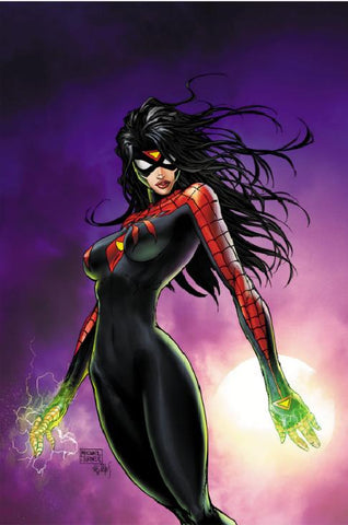 SPIDER-WOMAN #1 MICHAEL TURNER VIRGIN EXCLUSIVE