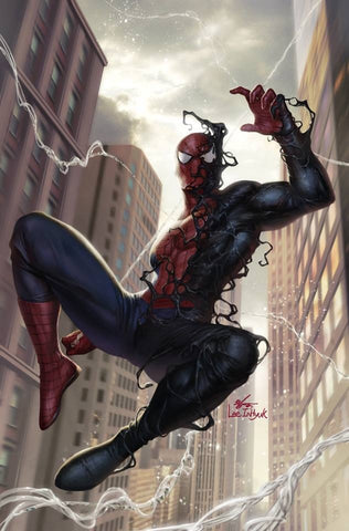 AMAZING SPIDER-MAN #800 INHYUK LEE VIRGIN EXCLUSIVE VAR LEG