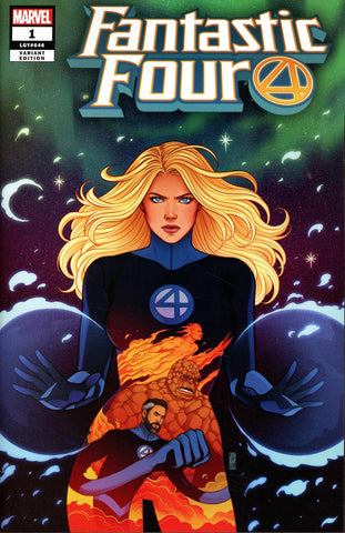 FANTASTIC FOUR #1 COMICS PRO EXCLUSIVE VARIANT