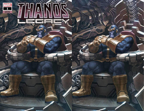 THANOS LEGACY #1 SKAN EXCLUSIVE 2 PACK