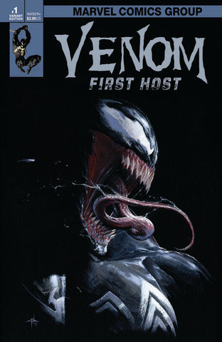 VENOM FIRST HOST #1 (OF 5) DELLOTTO EXCLUSIVE