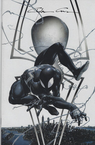 AMAZING SPIDER-MAN #1 CLAYTON CRAIN SIGNED EXCLUSIVE