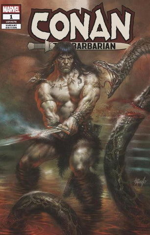 CONAN THE BARBARIAN #1 LUCIO PARRILLO EXCLUSIVE