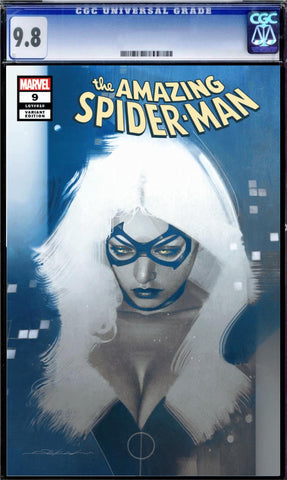 AMAZING SPIDER-MAN #9 CGC JEFF DEKAL COMICXPOSURE EXCLUSIVE