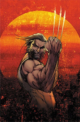WEAPON X #1 MICHAEL TURNER WOLVERINE LOGAN A VARIANT
