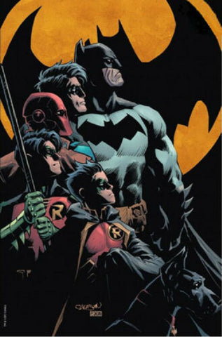 DETECTIVE COMICS #1000 GLEASON VIRGIN EXCLUSIVE