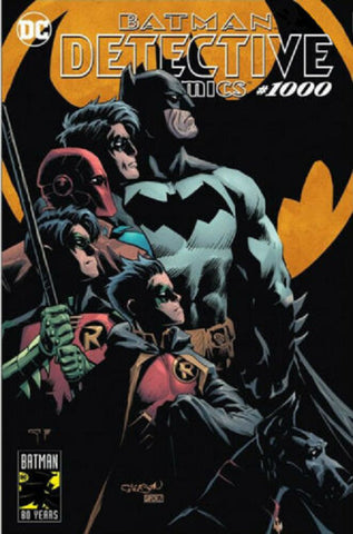 DETECTIVE COMICS #1000 GLEASON EXCLUSIVE