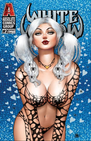 WHITE WIDOW #2 NATHAN SZERDY FOIL EXCLUSIVE