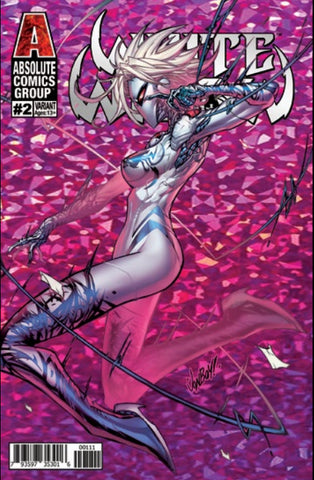 WHITE WIDOW #2 JOHBOY MEYERS FOIL EXCLUSIVE