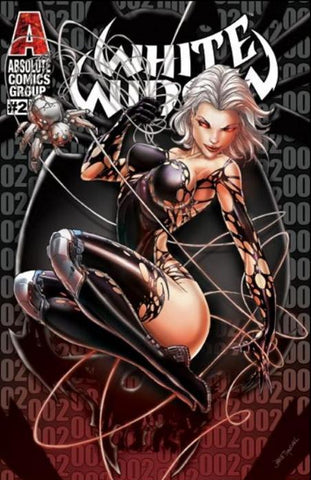 WHITE WIDOW #2 JAMIE TYNDALL HOMAGE LENTICULAR EXCLUSIVE