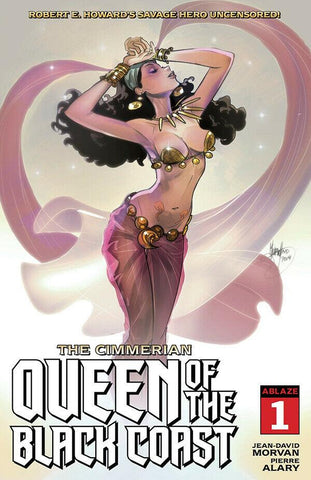 CIMMERIAN QUEEN OF BLACK COAST #1 CVR B MIRKA ANDOLFO. (MR)