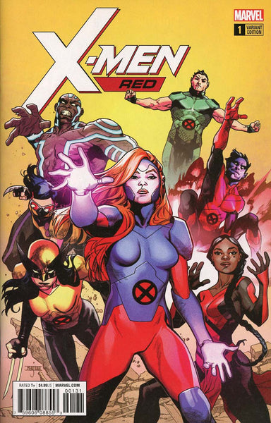 X-MEN RED #1 ASRAR VAR LEG