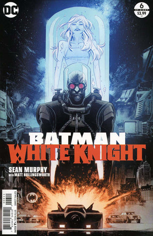 BATMAN WHITE KNIGHT #6 (OF 8)