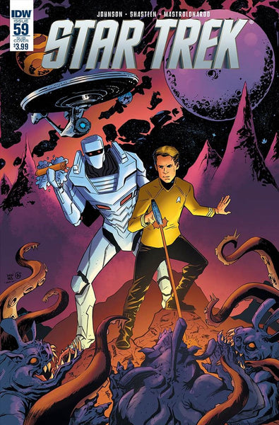 STAR TREK #59 ONGOING ROM VARIANT