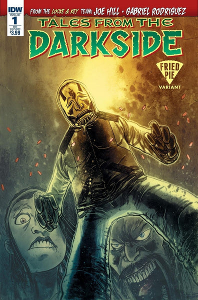 TALES FROM THE DARKSIDE 1 FRIED PIE VARIANT