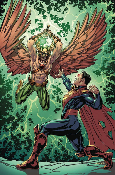 INJUSTICE GODS AMONG US YEAR 5 #15 COVER A 1st PRINT
