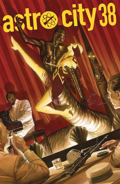 ASTRO CITY #38 COVER A 1st PRINT