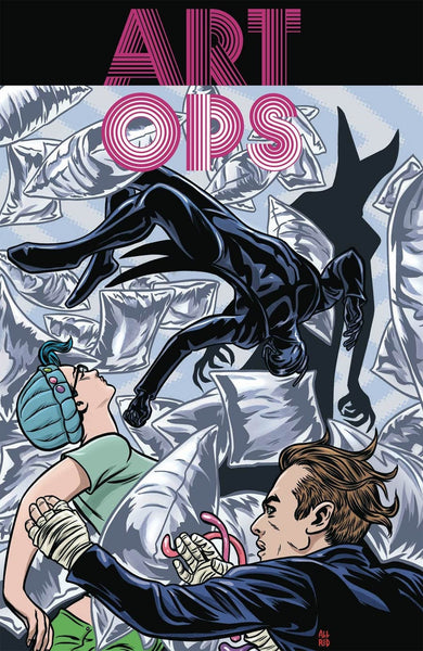 ART OPS #11 COVER A 1st PRINT
