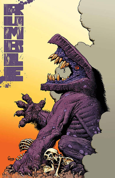 RUMBLE #13 COVER B VARIANT CORBEN & REED
