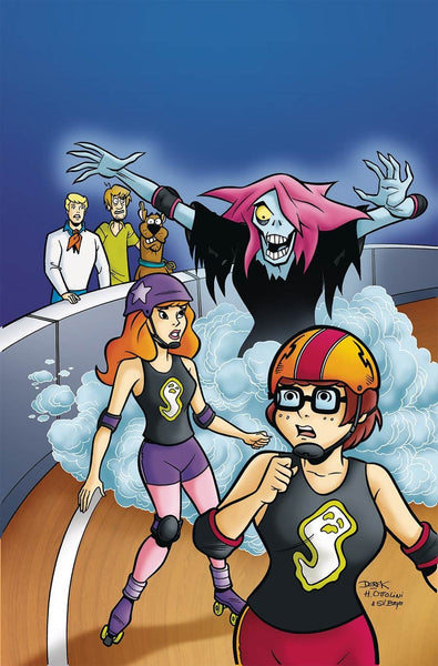 SCOOBY DOO WHERE ARE YOU #69 1st PRINT COVER