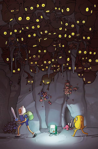 ADVENTURE TIME #55 MAIN 1st PRINT