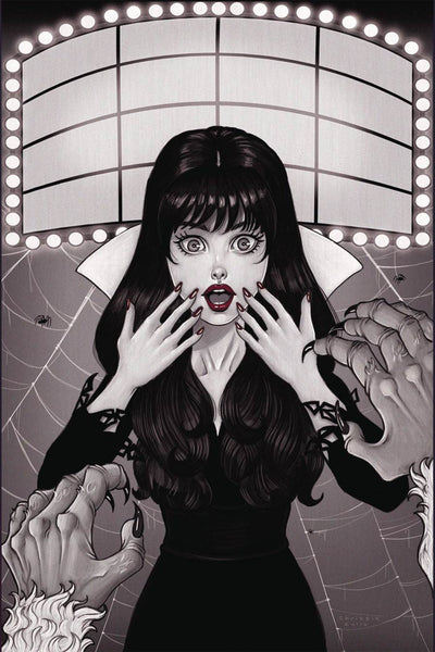 VAMPIRELLA VOL 6 #6 COVER D VIRGIN VARIANT