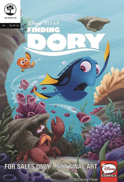 DISNEYS PIXAR FINDING DORY #3