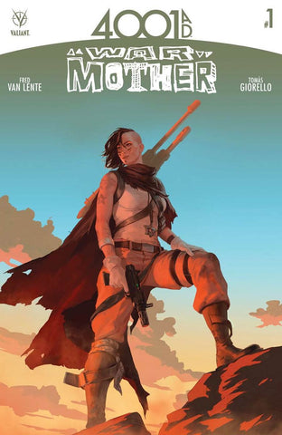 4001 AD WAR MOTHER #1 COVER B KEVIC-DJURDJEVIC VARIANT