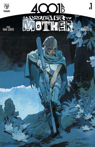 4001 AD WAR MOTHER #1 COVER C NORD VARIANT
