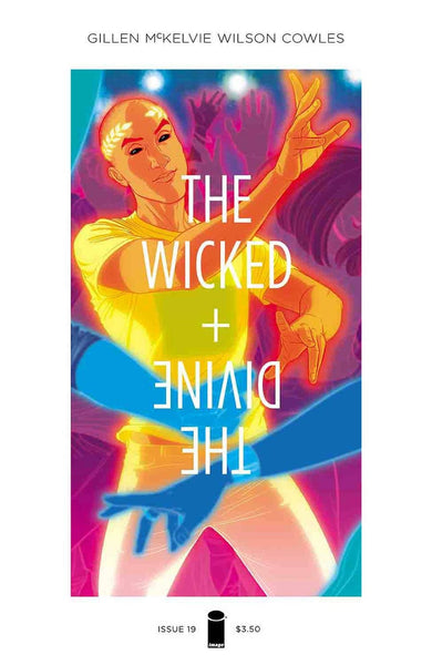WICKED & DIVINE #19 1st PRINT COVER A McKELVIE & WILSON VARIANT