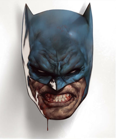 ALL STAR BATMAN #1 FORBIDDEN PLANET BEN OLIVER VARIANT