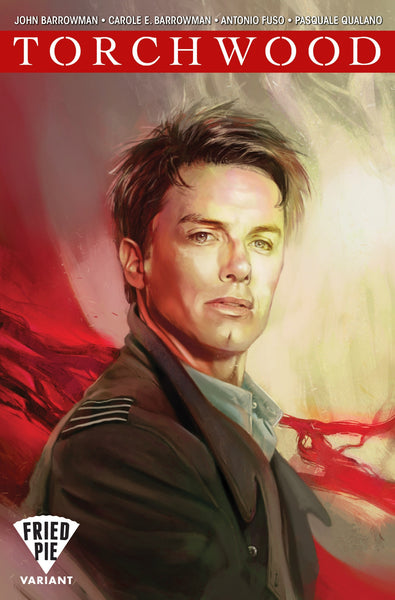 TORCHWOOD #1 FRIED PIE CLAUDIA CARANFA VARIANT