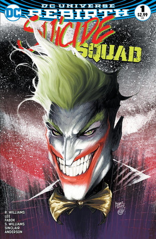 SUICIDE SQUAD VOL 4 #1 ASPEN MICHAEL TURNER COLOR VARIANT