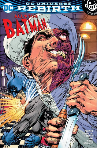 ALL STAR BATMAN #1 NEWBURY NEAL ADAMS COLOR VARIANT