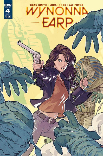 WYNONNA EARP #4 (od 6) SUBSCRIPTION VARIANT