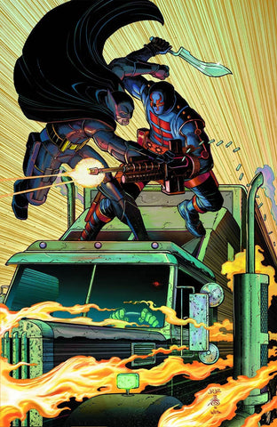 ALL STAR BATMAN #3 COVER A 1ST PRINT