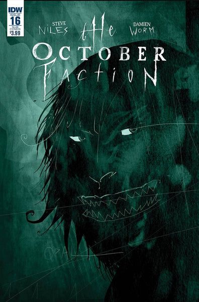 OCTOBER FACTION #16 SUBSCRIPTION VARIANT